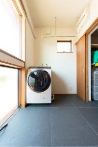 洗濯乾燥室イメージ
